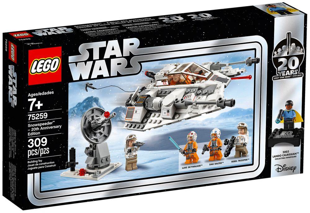 Wars 75259 75259 Star Star Snowspeeder Star Lego Wars Lego Lego Wars 75259 Snowspeeder rtshBQdCx