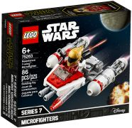 LEGO Star Wars 75263 Microfighter Y-wing de la Résistance