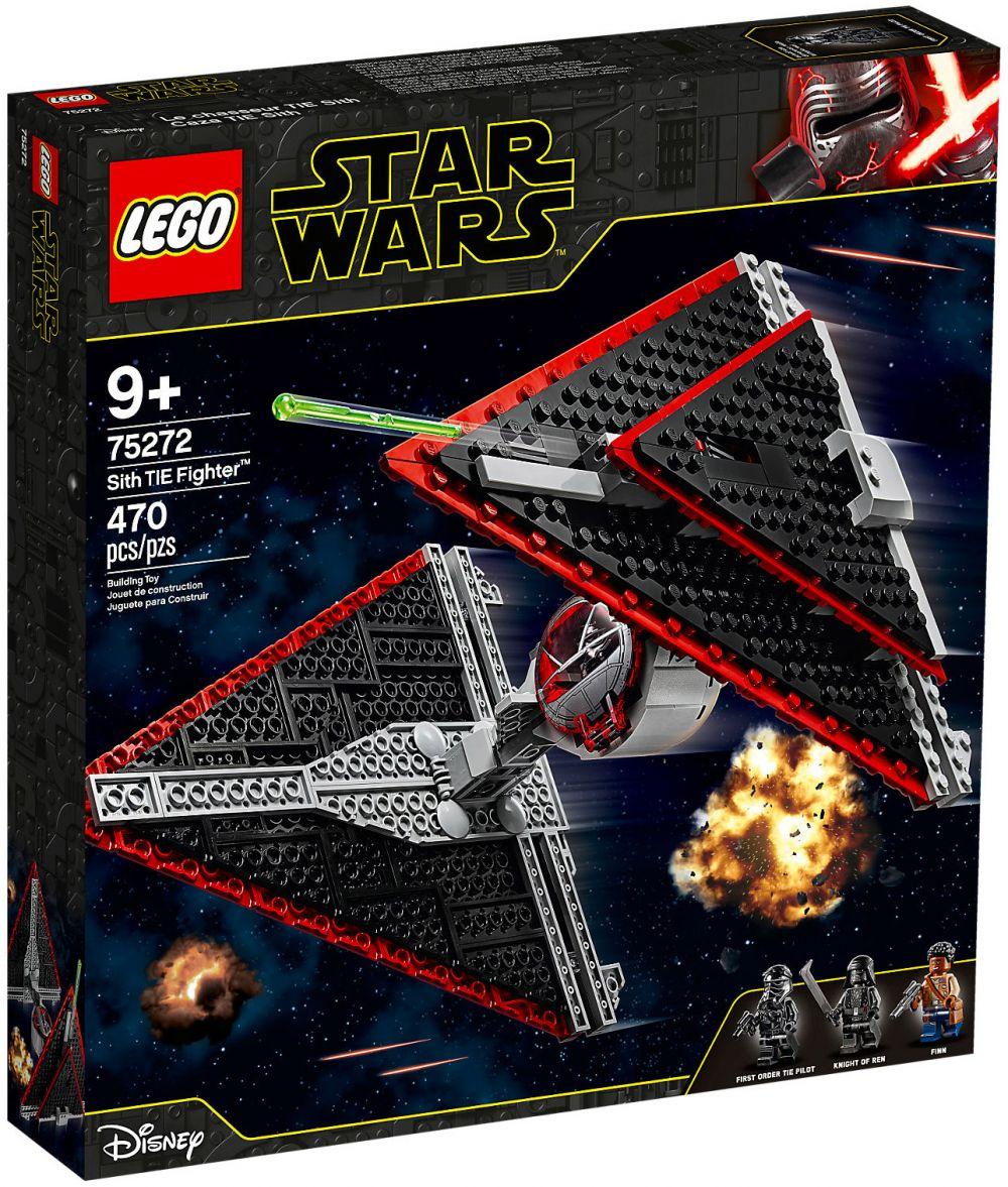 Lego Star Wars 75272 Sith Tie Fighter-expédier seulement!