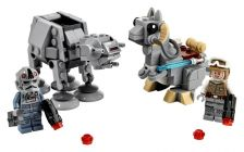 LEGO Star Wars 75298 Microfighters AT-AT contre Tauntaun