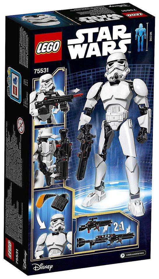 Wars Star Commandant 75531 Stormtrooper Lego qpMSUzV