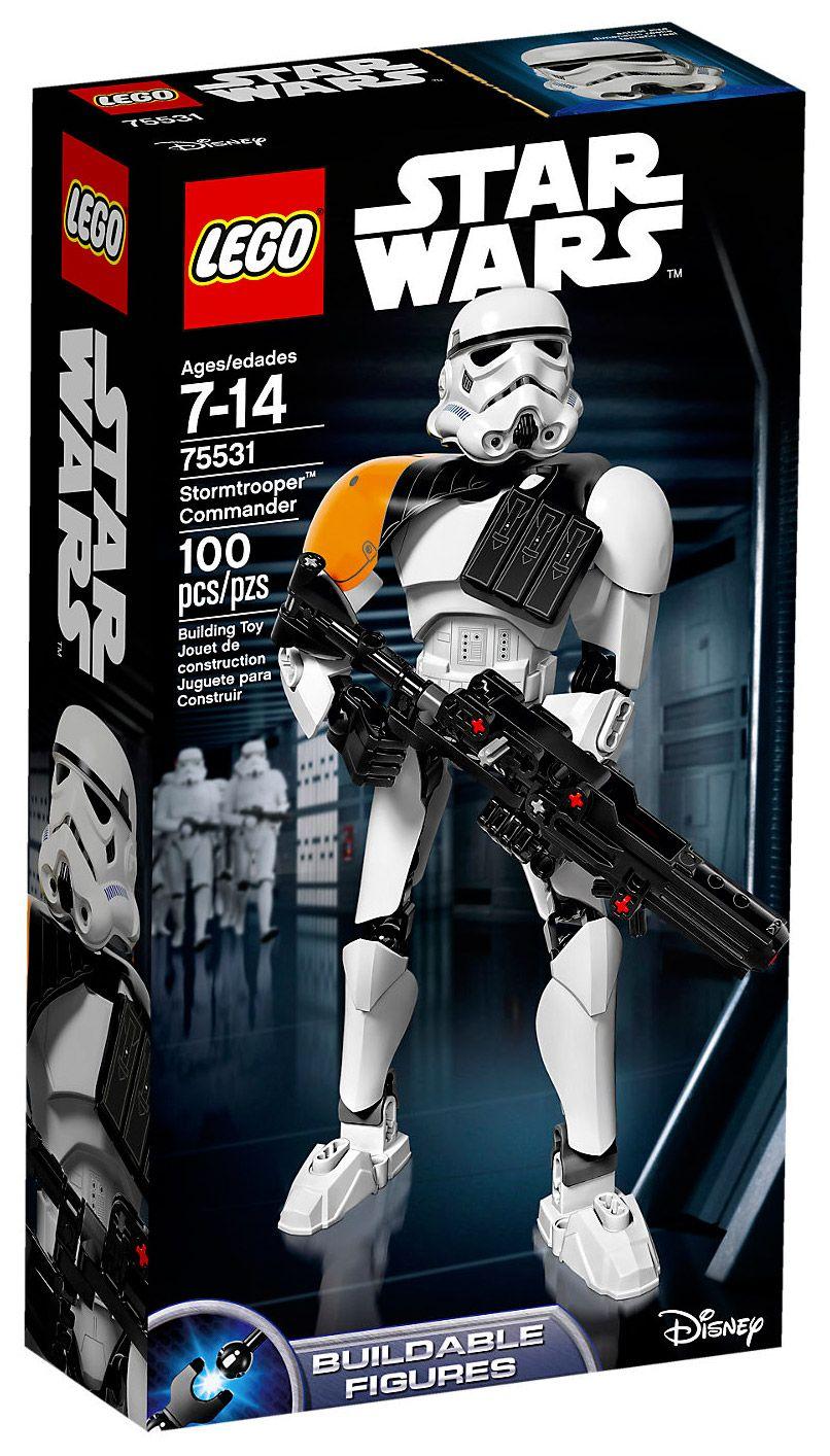 lego star wars 75531 pas cher commandant stormtrooper. Black Bedroom Furniture Sets. Home Design Ideas