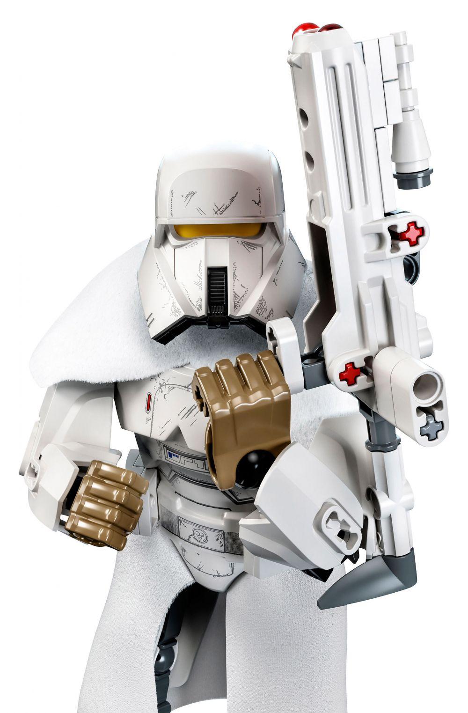 lego star wars 75536 pas cher range trooper buildable. Black Bedroom Furniture Sets. Home Design Ideas