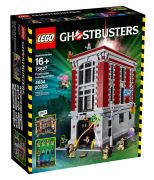 LEGO Ghostbusters 75827 Le QG des Ghostbusters