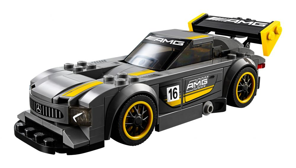 lego speed champions 75877 pas cher mercedes amg gt3. Black Bedroom Furniture Sets. Home Design Ideas