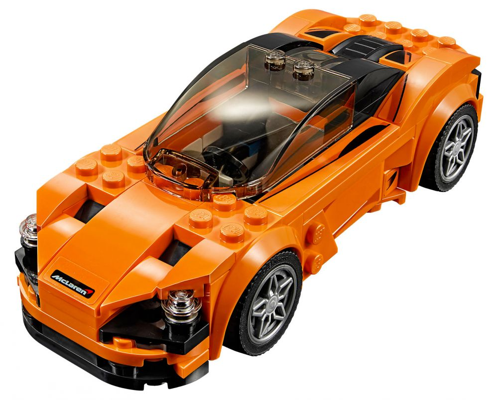 lego speed champions 75880 pas cher mclaren 720s. Black Bedroom Furniture Sets. Home Design Ideas