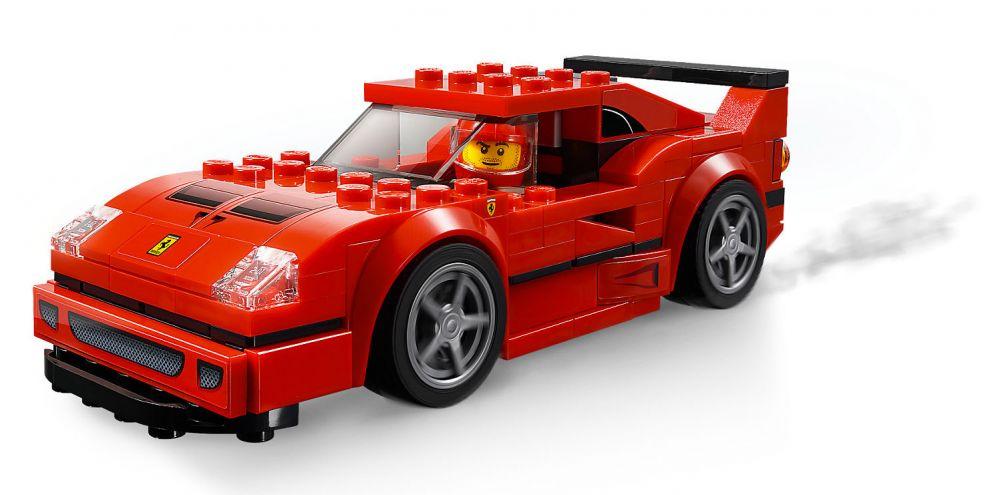 Speed Competizione Lego Ferrari 75890 F40 Champions TOXlPkiuZw