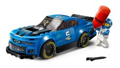 LEGO Speed Champions 75891 La voiture de course Chevrolet Camaro ZL1