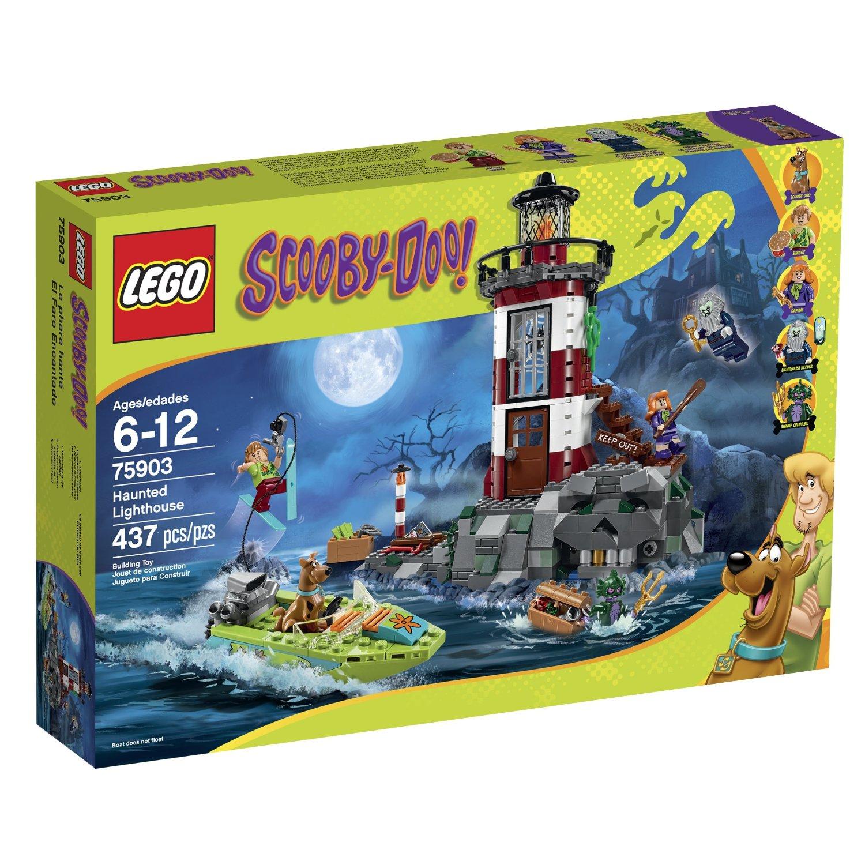 Scooby Doo 75903 Le Phare Hanté Lego AjL5q34R