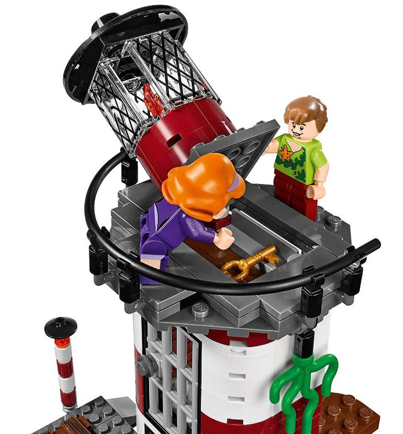 75903 le phare hant de lego. Black Bedroom Furniture Sets. Home Design Ideas