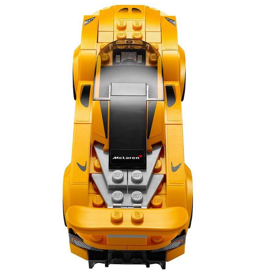 lego speed champions 75909 pas cher mclaren p1. Black Bedroom Furniture Sets. Home Design Ideas