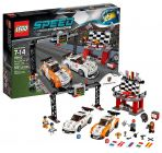 LEGO Speed Champions 75912 Porsche 911 GT Finish Line