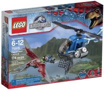 LEGO Jurassic World 75915 La capture du Ptéranodon