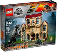 LEGO Jurassic World 75930 La fureur de Indoraptor à Lockwood Estate