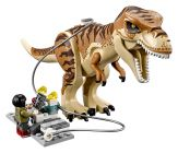 LEGO Jurassic World 75933 Le transport du T. rex