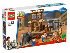 LEGO Toy Story 7594 - Western Woody pas cher