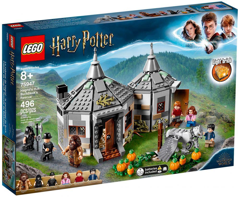 Sauvetage De HagridLe Cabane Lego 75947 La Buck Harry Potter dBroeCx
