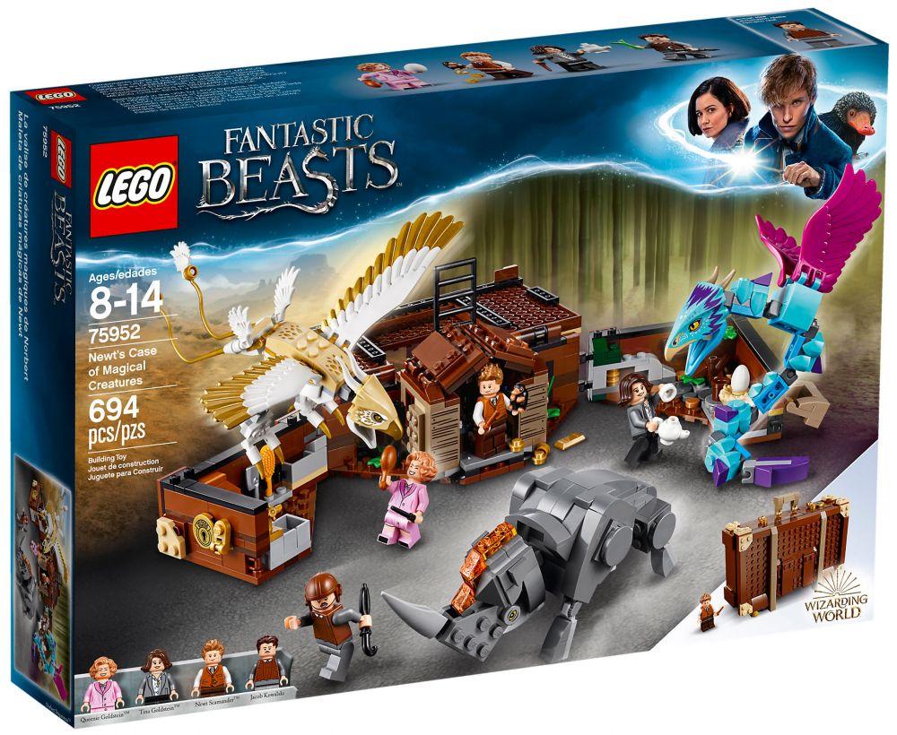 De Animaux La Valise Des 75952 Fantastiques Harry Norbert Lego Potter byvf6mI7gY