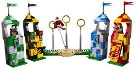 LEGO Harry Potter 75956 Le match de Quidditch