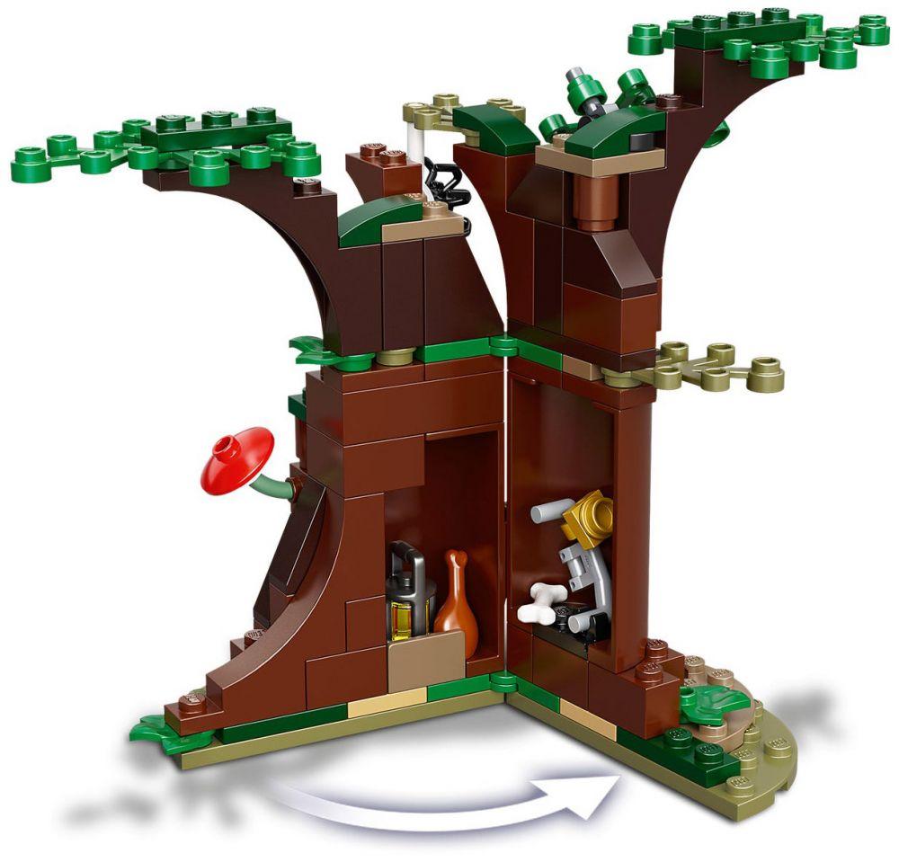 lego harry potter 75967 pas cher, la forêt interdite : la