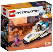 LEGO Overwatch 75970 Tracer contre Fatale