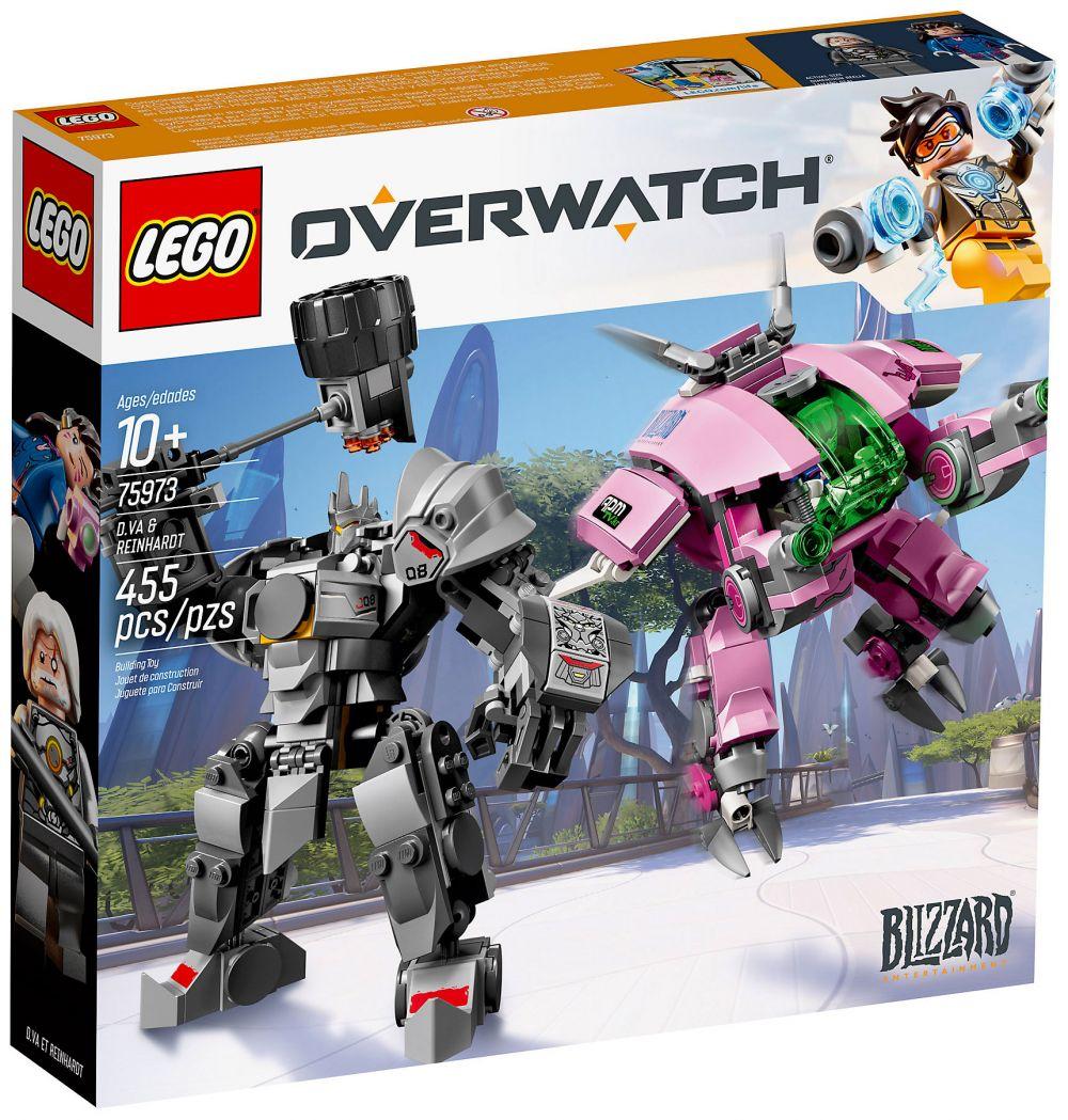 75973 Et Overwatch Reinhardt Lego D va LqUSVpGzM