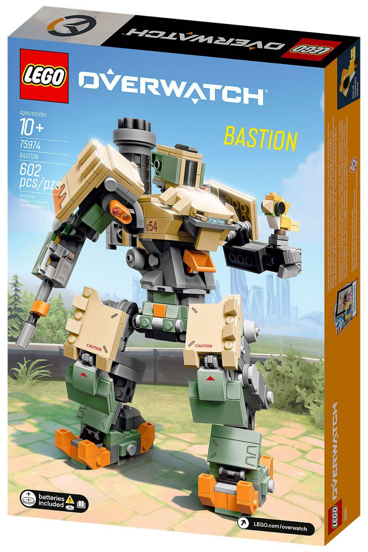 LEGO Overwatch 75974 pas cher, Bastion
