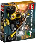 LEGO Overwatch 75977 Chacal et Chopper