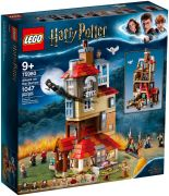 LEGO Harry Potter 75980 L'attaque du Terrier des Weasley