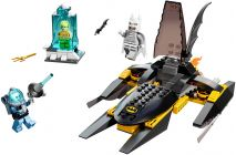 LEGO DC Comics Super Heroes 76000 Arctic Batman contre Mr Freeze : Aquaman dans la glace