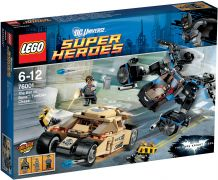 LEGO DC Comics Super Heroes 76001 Batman vs Bane : La course poursuite