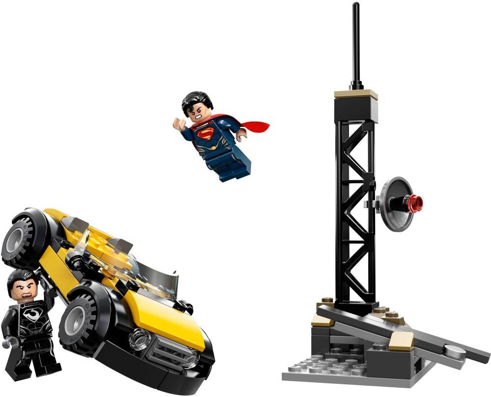 LEGO 76002 Superman Le Combat à Metropolis pas cher