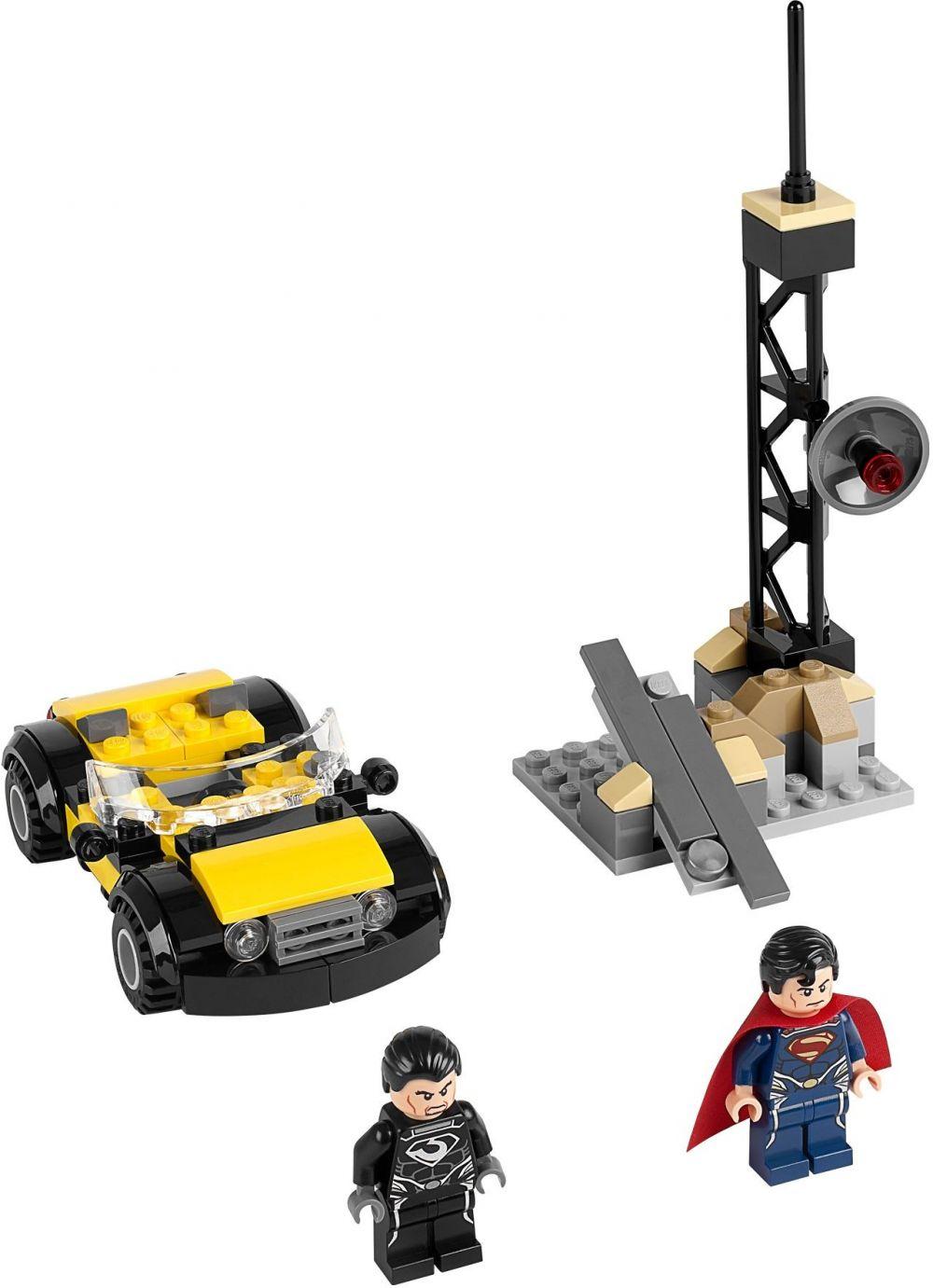 76002  Superman : Le Combat à Métropolis LEGO : King Jouet, Lego,