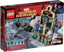 LEGO Marvel Super Heroes 76005 - Spider-Man : L'attaque du Daily Bugle pas cher