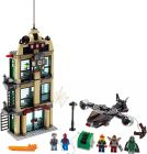 LEGO Marvel Super Heroes 76005 Spider-Man : L'attaque du Daily Bugle