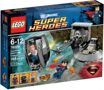 LEGO DC Comics 76009 Superman : l'évasion de Black Zero