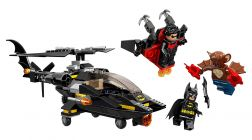 LEGO DC Comics Super Heroes 76011 Batman : l'attaque de Man-Bat