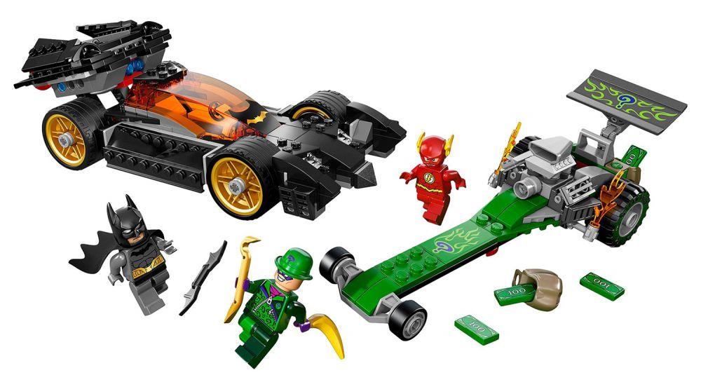 Lego Sphinx Du Dc Comics 76012 Poursuite BatmanLa Heroes Super gvYby67f