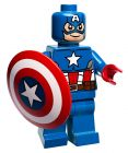 LEGO Marvel Super Heroes 76017 Avengers: Captain America contre Hydra