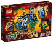 LEGO Marvel Super Heroes 76018 La destruction du labo