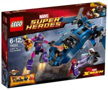 LEGO Marvel Super Heroes 76022 X-men contre les Sentinelles