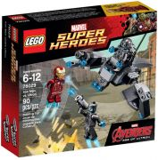 LEGO Marvel Super Heroes 76029 Iron Man contre Ultron