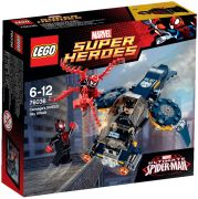 LEGO Marvel 76036  L'attaque aérienne de Carnage contre le SHIELD