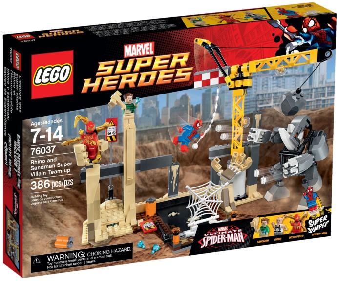 Cool Boy Toys 2013 : Lego marvel super heroes pas cher l équipe de