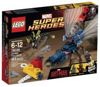LEGO Marvel 76039 Le combat final de l'Homme-fourmi