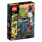 LEGO DC Comics Super Heroes 76040 L'attaque de Brainiac