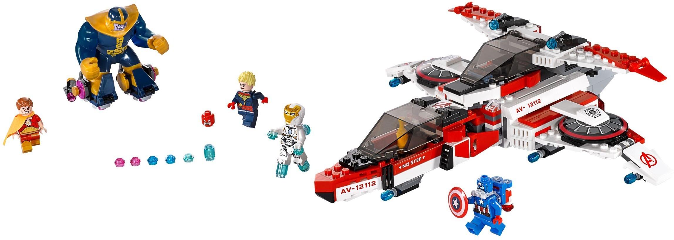 LEGO Marvel Super Heroes 76049 pas cher