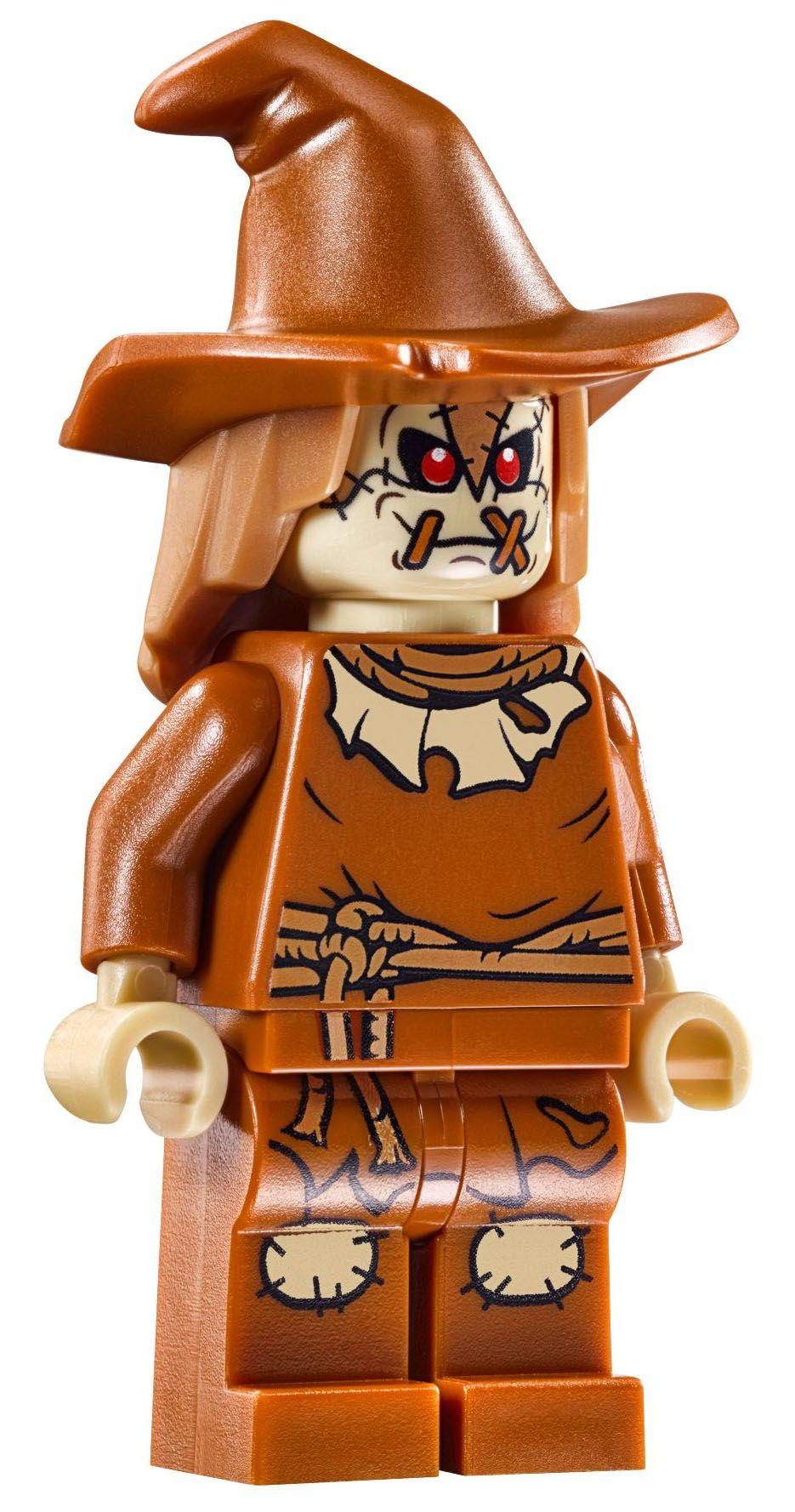 Dc Lego L'épouvantail Super Récolte Comics De 76054 BatmanLa Peur Heroes 0k8NnOPXw