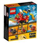 LEGO DC Comics Super Heroes 76063 Flash contre Captain Cold