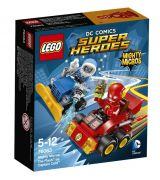 LEGO DC Comics Super Heroes 76063 - Flash contre Captain Cold pas cher